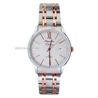 ALEXANDRE CHRISTIE 8504MD SILVER