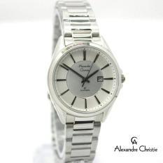 ... Alexandre Christie AC8298 Jam Tangan Wanita Stainless Steel