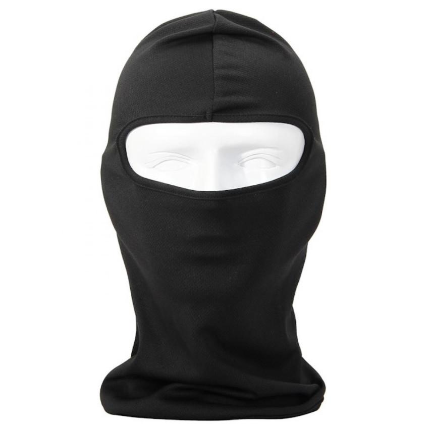 Alpinestars Balaclava Masker Motor Sarung Kepala Helm ninja Alpinestar skull cap spandex original Buff hitam