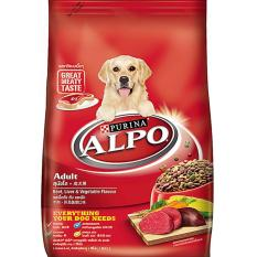 ALPO Adult Beef, Liver, and Vegetables 3 kg
