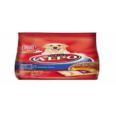 alpo adult chicken liver & vegetables flavour 1,5kg