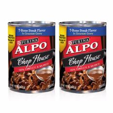ALPO Chop House T Bone 13oz x 2PC
