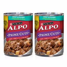 ALPO PRIME CUTS Beef Stew 13.2oz x 2PC