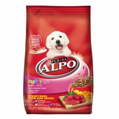 ALPO PUPPY Beef Vegetable 450g