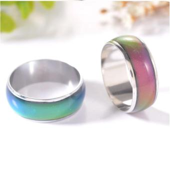 Amefurashi Mood Ring Changing Color - 2