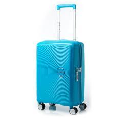 American Tourister Koper Curio Spinner 55/20 TSA-Turquoise