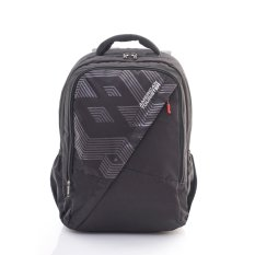 American Tourister Tas Pop Asia Backpack 03 - Black