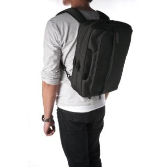 American Tourister Tas Speedair 3-Way Bag (Ipad) Black - 4