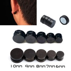 Anne - Hi quality anting magnet - Black 12mm