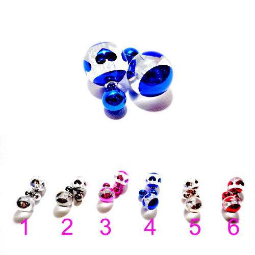 ... Anneui - EE0063 - Anting Candy Double Stud ...