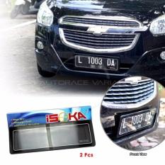 Autorace Tatakan/Tempat/Dudukan/Cover/Holder Plat Nomer Mika 46cm