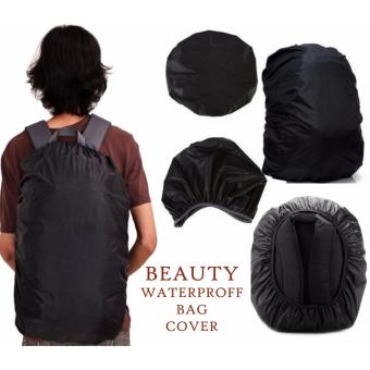 Beauty Waterproff Bag Cover / Sarung Pelindung Tas PunggungBackpack / Jas Hujan Untuk Tas Ransel /