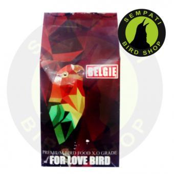 eShop Checker Belgie Lovebird Alami Bird Care Pakan Burung Lovebird Pencari Harga