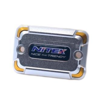 Best Seller TUTUP MINYAK REM NITEX CNC SILVER-GOLD