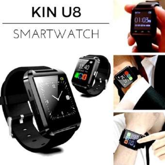 Best Smartwatch - Kinwatch Onix U Watch U8 Smart Watch Android Dan Ios + BONUS Spesial
