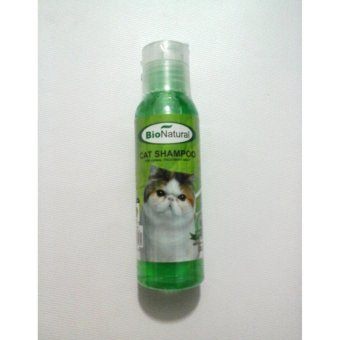 bio natural - Cat Shampoo Apple