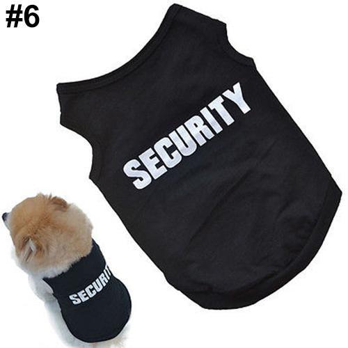 Bluelans(R) Unisex Puppy Dog Cat Cotton Hoodie T-Shirt Vest Spring Autumn Clothes Apparel XS (#6) - intl