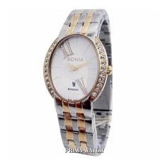 Bonia BN2613 - Jam Tangan Wanita - Stainless Steel (Silver Gold)