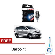 Bosch Busi Super 4 FR78X Mobil Daihatsu Xenia 1.3i- 1 pcs
