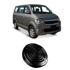 Bosch Klakson Mobil Suzuki APV Europe Grill Disc Black 12V - 2 Buah/Set - - 0320223910 - Hitam
