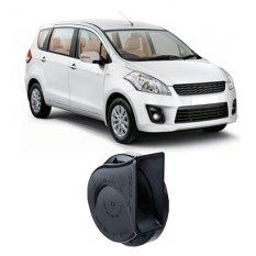 Bosch Klakson Mobil Suzuki Ertiga H3F Digital Fanfare Keong Black 12V - 0986AH0601 - 2 Buah/Set - Hitam