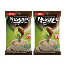 Buy 1 Get 1 Nescafe Green Blend isi 10