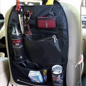 Car Seat Organizer / Tempat Penyimpanan Interior Mobil