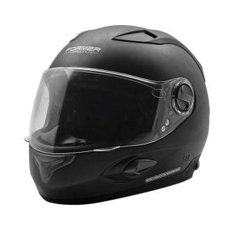 Cargloss Former Super Vent A Helm Full Face - Gun Metal SG