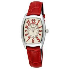 Casio Analog LTP-1208E-9B Jam Tangan Wanita - Merah(Red)