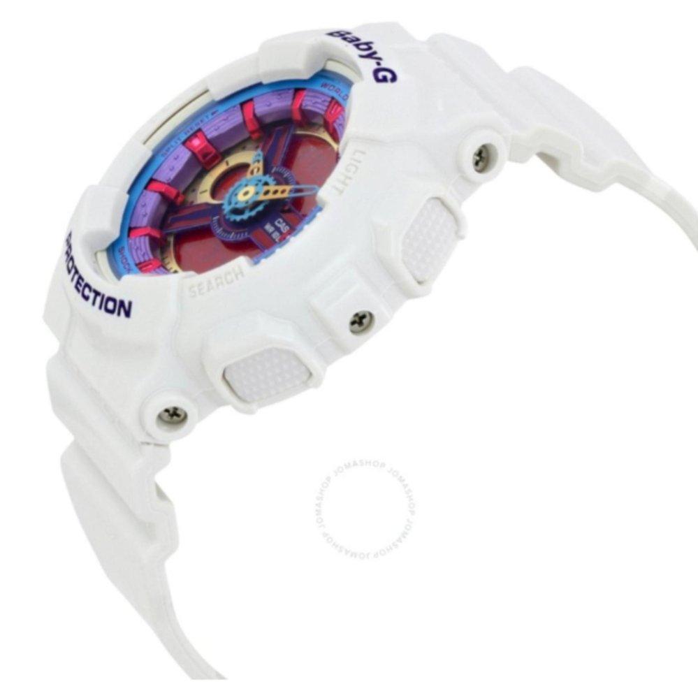 Bandingkan Simpan Casio Baby G Womens Blue Resin Strap Watch Ba 112 1a Hitam 7a