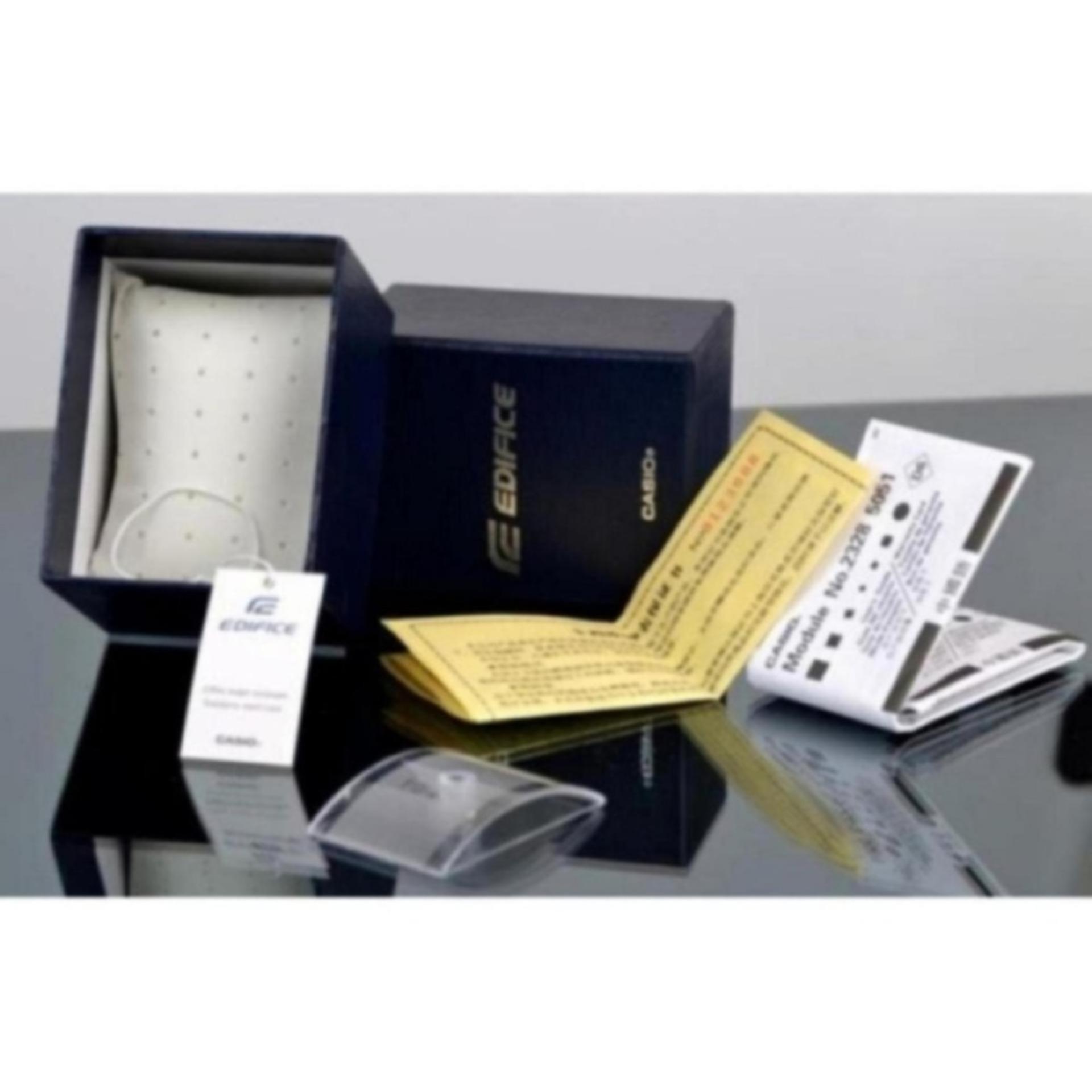 Bandingkan Simpan Casio Edifice Efr-520SP-1AV Jam Tangan Pria ... 6ddf410b91