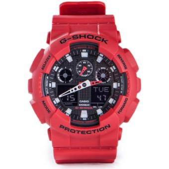 Casio G - Shock GA-100-1A1