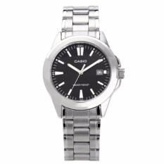 Stainless Steel Silver Hitam Source Home Casio Ltp 1165 A 1c2df 3th.