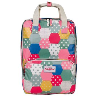 "Cath Kidston Backpack Rucksack Patchwork Spot 15SS Fitting 13\""Laptop (Intl)"