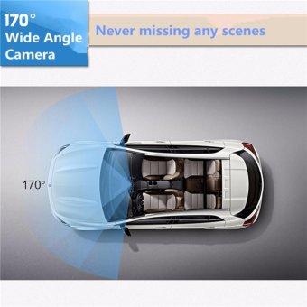 CCTV kamera DVR mobil melesat malam Vision perekam - International - 4