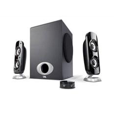 Cyber Akustik 76 W Speaker Komputer Dengan Subwoofer Yang Kuat 21 Pengeras Suara Multimedia Untuk
