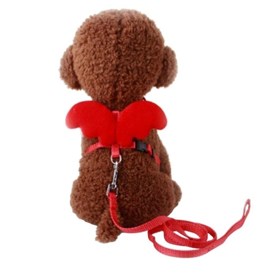 ... Hewan Peliharaan Yorkie Pakaian Buldog. Source · D-Pocket Dog Lea Sudut Sayap Disesuaikan Harness Rompi Anjing dengan Berjalan Leashfor Anjing Kecil