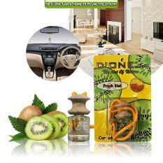 D'one 3 pcs Parfum Gantung Mobil & Rumah Aroma KIWI