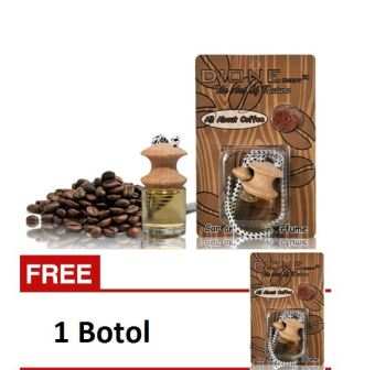 D'one Parfum Gantung Car & Homme Aroma Coffe + Get 1 Free