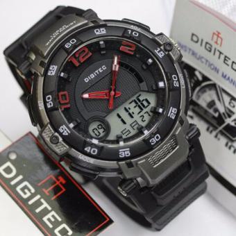 Digi Jam Tangan Sport Dual Time Pria DG2105