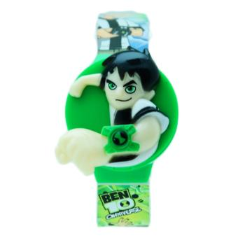 DnB Collection Jam Tangan Anak Digital Ben10
