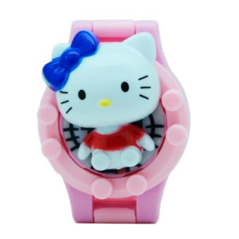 DnB Collection Jam Tangan Anak Digital Lego Hello Kitty