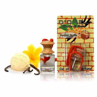 D'one Parfum Gantung Car & Homme Aroma Perfect Vanilla