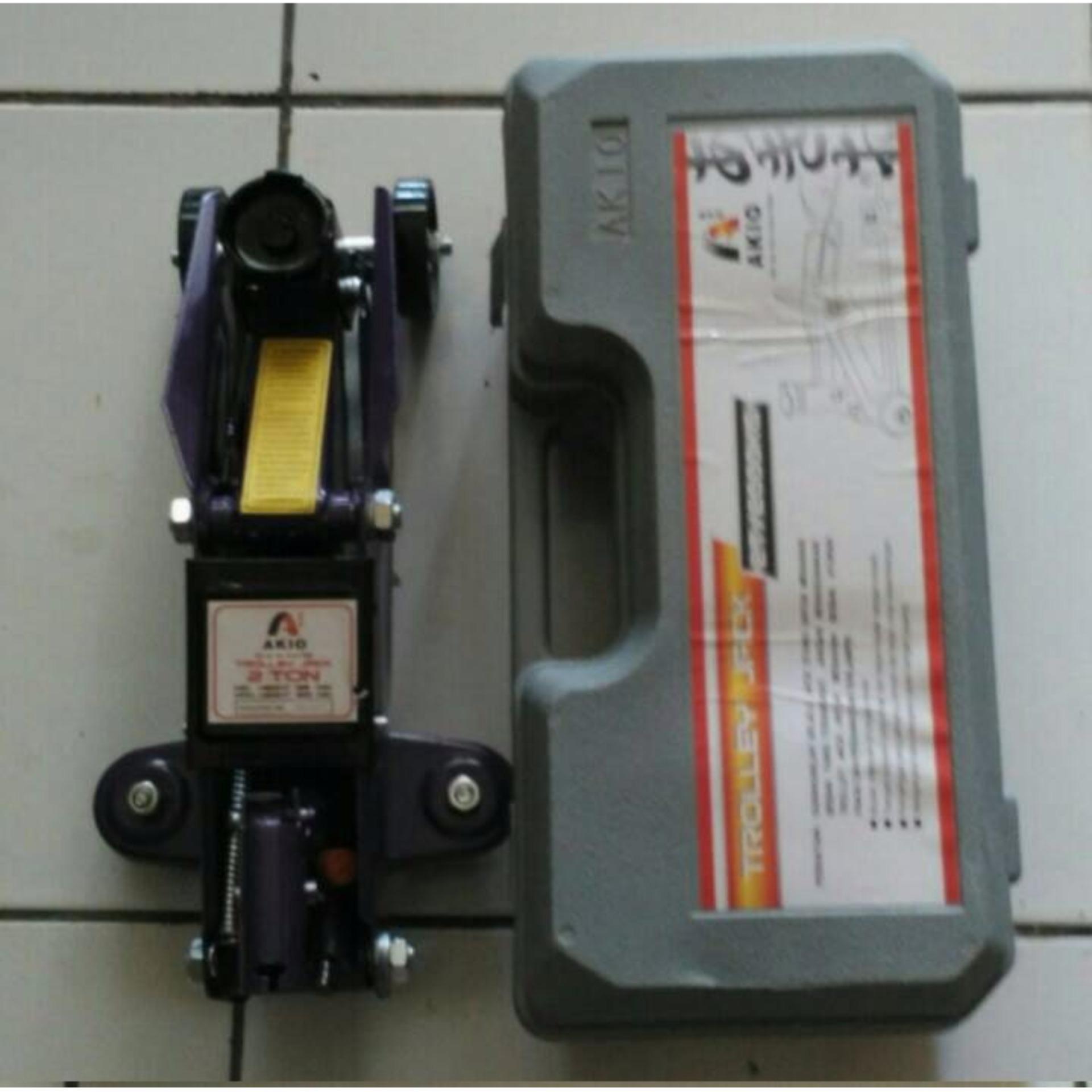 Penawaran Bagus Dongkrak Buaya 2 Ton Mobil Botol 4 Tekiro Truck Roda Trolley Jack