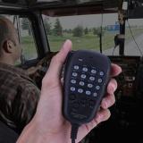 DTMF MH-48A6J Mikrofon untuk FT-7800R FT-8800R FT-8900R FT ...