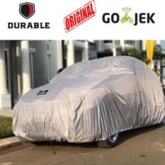 DURABLE PREMIUM CAR COVER BODY/TUTUP MOBIL GREY For VOLVO 960
