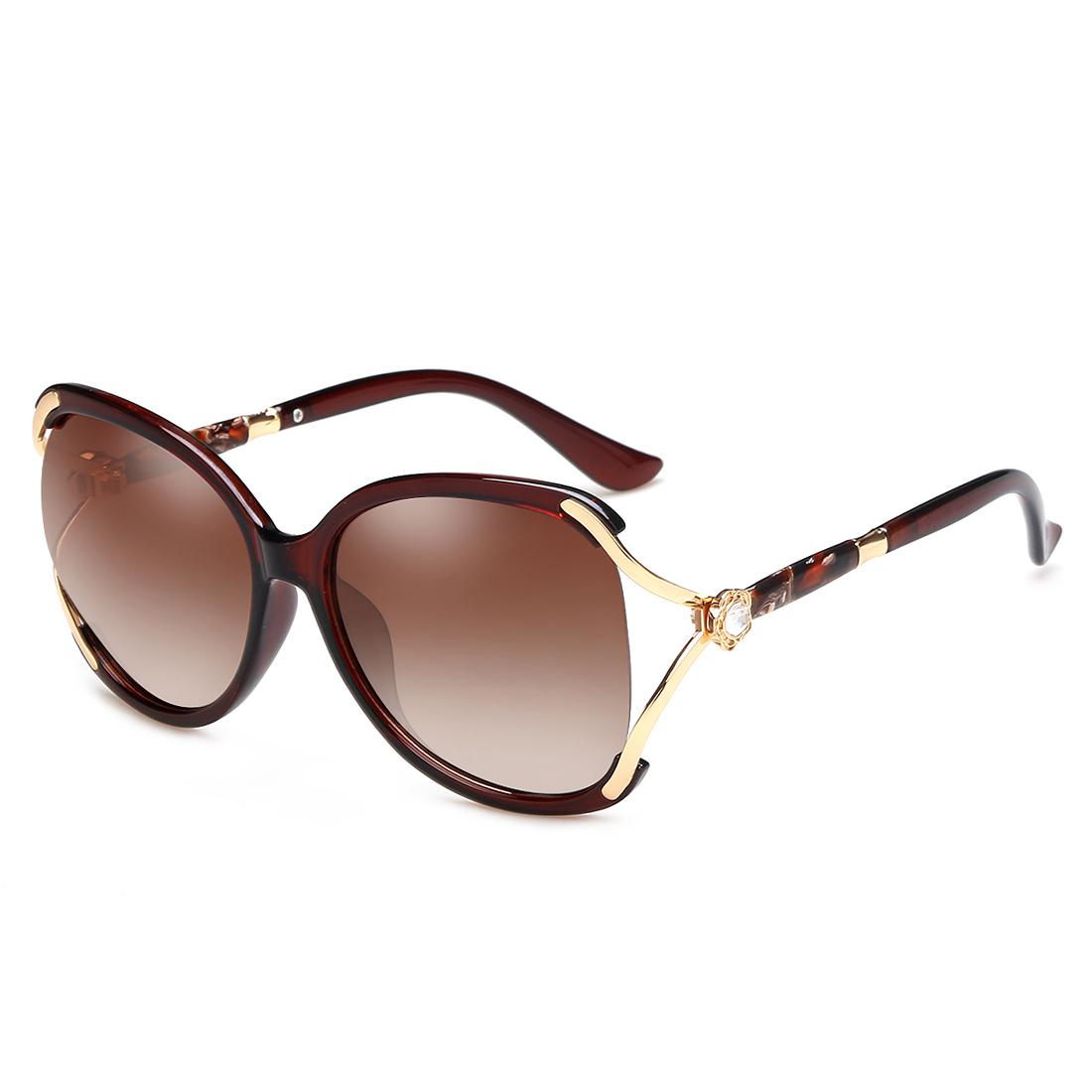 Elegan Shishang perempuan SHININGSTAR model terpolarisasi kaca mata Sunglasses