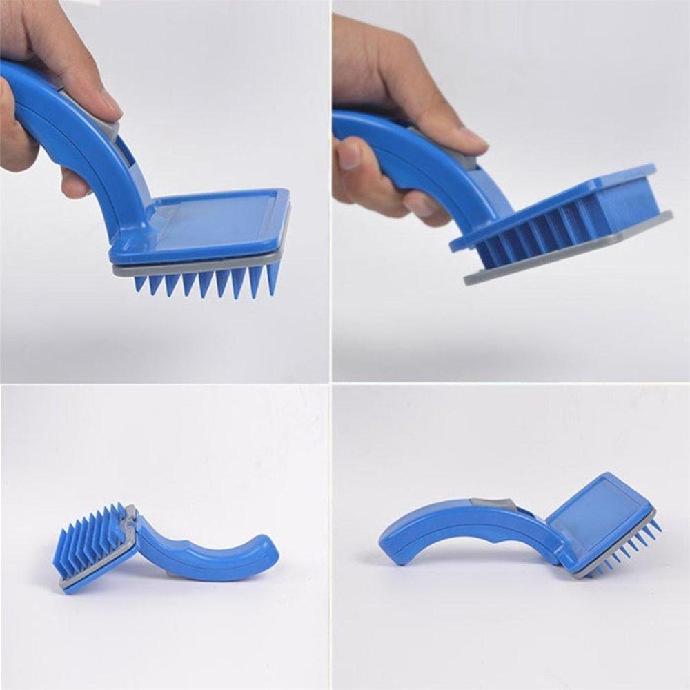 ERA Pet Automatic Hair Brush Comb Small Dog Pet Comb Pet Brush PetBeauty Product L - intl