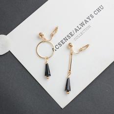 Anting Korea Daun Asimetris Asymmetric Leaf Clip Dangle Earring Beauty | Shopee Indonesia. Source ·