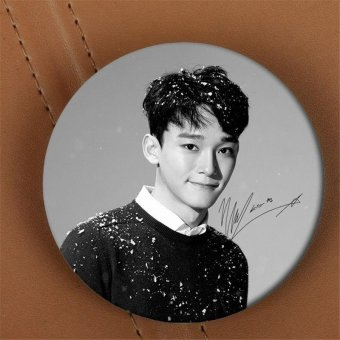 EXO EXO-K EXO-M Sing For You KPOP Album Brooch K-POP Pin BadgeAccessories - intl